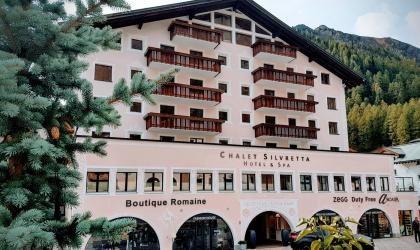 5 July 2019: reopening Chalet Silvretta Hotel & Spa