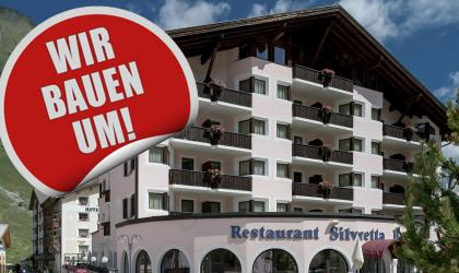 Renovation of the Silvretta Hotel & Spa