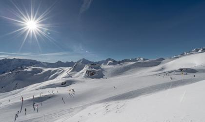 Silvretta Arena Samnaun/Ischgl: The best ski area 2016