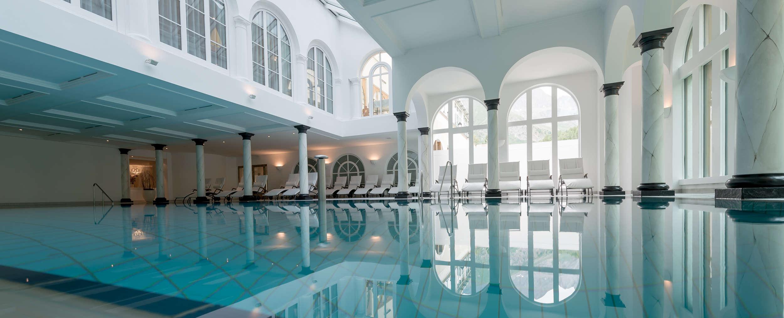 Alpiner Spa Chalet Silvretta Hotel Spa